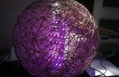 RGB LED Strip Disco Ball