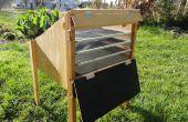 Boîte de séchoir solaire