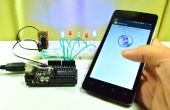 Commande vocale Arduino (Bluetooth + Android)