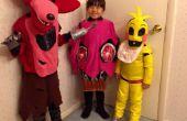 Cinq nuits à Costumes de Freddy !