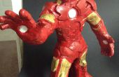 Argile Iron Man