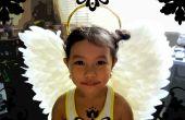 Ailes d'ange pour Costume