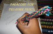 Crayon design paracord Fob...