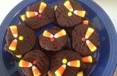 Chat noir en colère Cookies