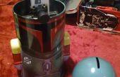 Le BoBoBoT 5MP 1080 HD sécurité caméra Raspberry Pi Robot de sécurité