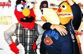 Elmo, Bert, Ernie et