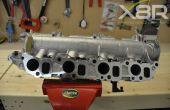 Opel CDTI SAAB TID Alfa Romeo MultiJet Inlet Manifold Swirl Flap Rod réparer 1,9 150 ch Diesel Fix installation Instructions de montage
