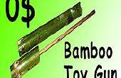Pistolet de bambou 0$