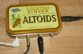 """Altoids Tin 1/8"""" mixage"""