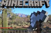 Comment faire une hache Minecraft