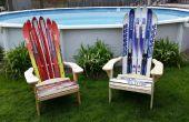 Chaise Adirondack Ski