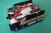 Arduino Shield de batterie
