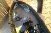 Construire un bateau de rc à bas prix et améliorer avec fpv