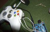 Mod Xbox 360 contrôleur utilisant Arduino (MW3)
