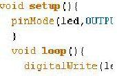 Arduino basé tutoriels programmation simples: 1 avec LED