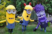 Trio de Minion Costumes (Despicable Me)