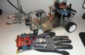 Robot Handgesture contrôlée avec bras robotique
