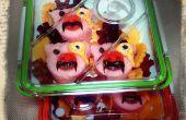 Trois petits Steampunk porcs Bento Box de Gena Rumple