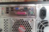 Connecter le PC à un téléviseur HD