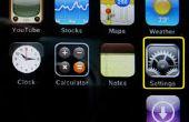 Créer vos propres sonneries iPhone