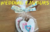 Pain d'épice Wedding Favours
