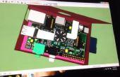 Raspberry Pi de refroidissement.