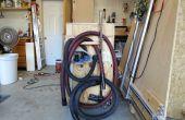 Idées de collecte de poussière pour aspirateurs d'atelier