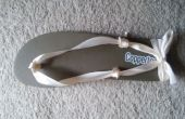 Sandales ruban facile