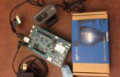 Garderie, contrôle et suivi de système à l'aide du Kit de développement Intel Edison