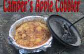 Extérieure Apple Cobbler campeur