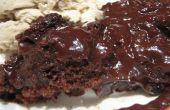 Mijoteuse Pot Molten Lava Cake
