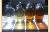 Fabrication d'eau-de-vie de fruits