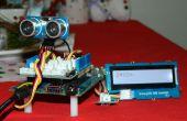 Intel Edison : Distance Bug - HC-SR04