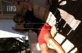 Comment faire une chaise de Paracord suspendus