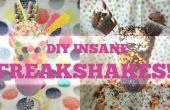 Comment faire Freakshakes - Milkshakes Gone WILD !
