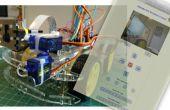 ITO : Raspberry Pi Robot avec commande à distance caméra Pan/Tilt et de Streamer de la vidéo sur internet