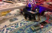 Bluetooth sous contrôle Quadcopter à l'aide de MultiWii