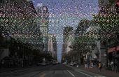 Les étoiles scintillantes dans votre quartier