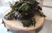 Croustilles de chou frisé Krunchy