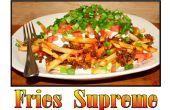 Comment faire des frites suprême