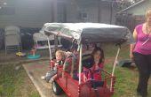 Mon petit Chariot automotrice de vieux scooter jardin de wagon et de la mobilité sur un budget de 100 $ à 200 $.