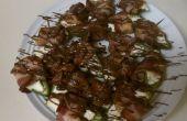 Bacon au chocolat Jalepenos