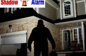Axée sur l'Arduino Shadow alarme