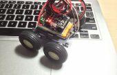 Arduino basé 4WD Bluetooth Microbot