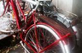 6-buck vélos arrière à partir de matériaux repurposed