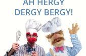 Chef suédois avec une touche de Instructables | Charger-a-Muppet