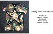 Créer une chemise Galaxy