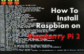 Comment installer et configurer Raspbian sur Raspberry Pi 2 (Linux/windows/mac)