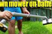 Comment faire A main Grass Cutter Machine puissante à la maison