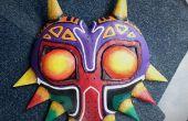 """Masque de Majora (de la """"la légende du masque de Zelda-Majora' pour N64)"""